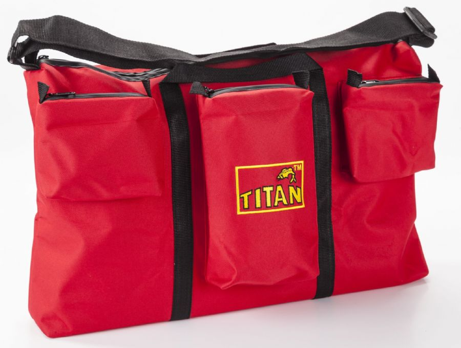 BRAND NEW Titan Matchman ™ Fish & Tackle Bag